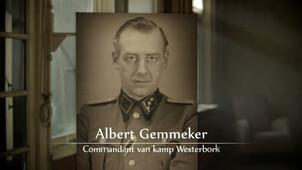 Albert Gemmeker, commandant van kamp Westerbork
