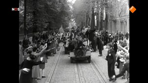 NOS Bevrijdingsjournaal april / mei 1945
