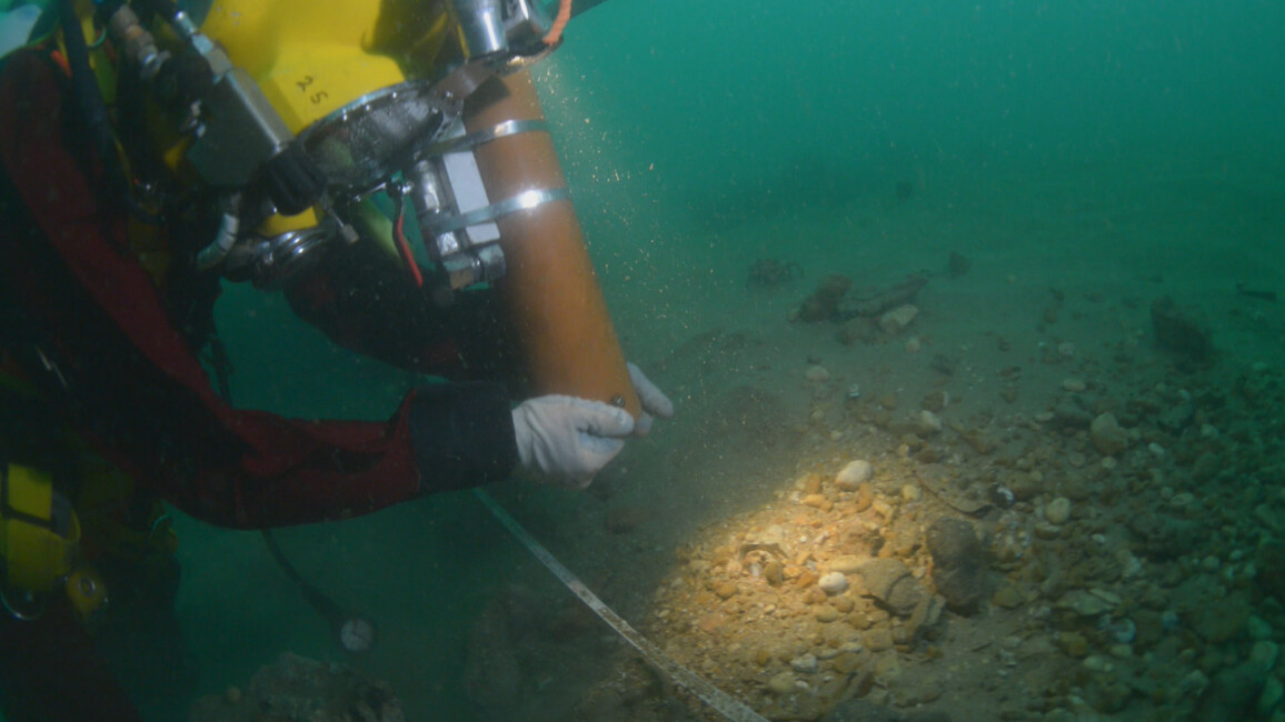 Het Klokhuis - Seizoen 31 Afl.  - Onderwaterarcheoloog