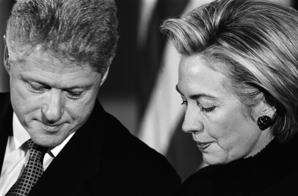 The Clinton Affair Seizoen 1 Afl. 1 - The Clinton Affair