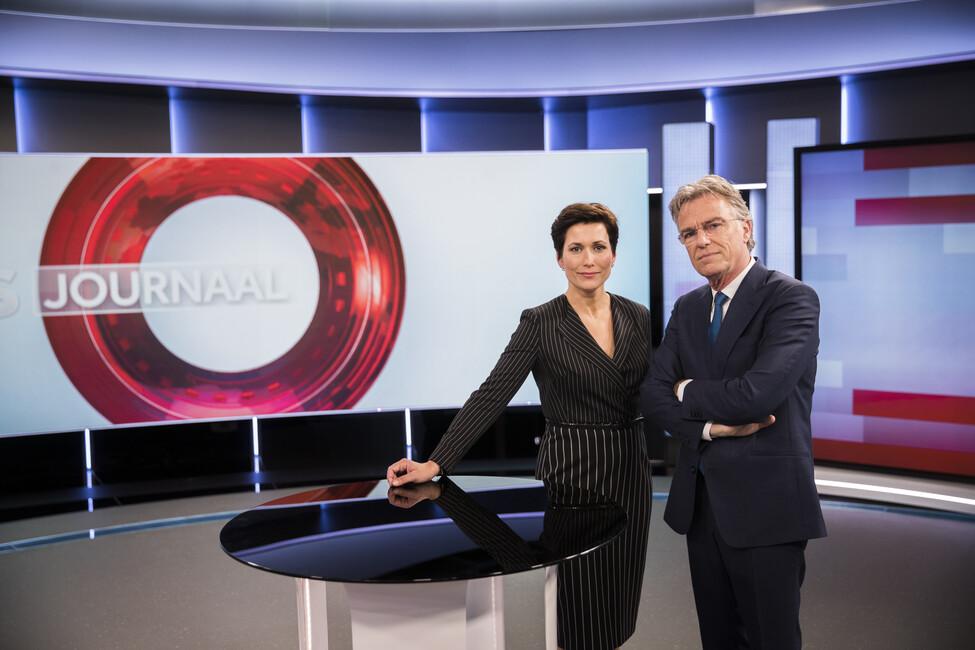 NOS Journaal 13.00 uur (Nederland 2) Seizoen 166 Afl. 98 - NOS Journaal