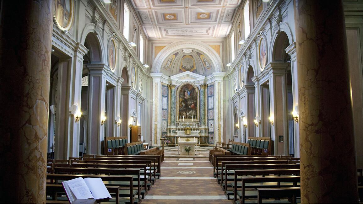 Eucharistieviering Seizoen 43 Afl. 19 - Amsterdam