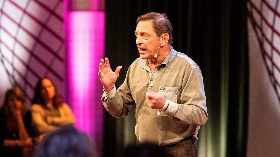 Brainwash Talks - Seizoen 7 Afl. 2 - Guy Standing: Grote Onzekerheden