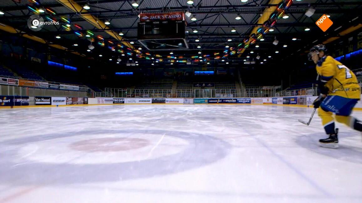 Zappsport - Seizoen 21 Afl. 5 - Ijshockey, Reno De Hondt En Delaney Hessels