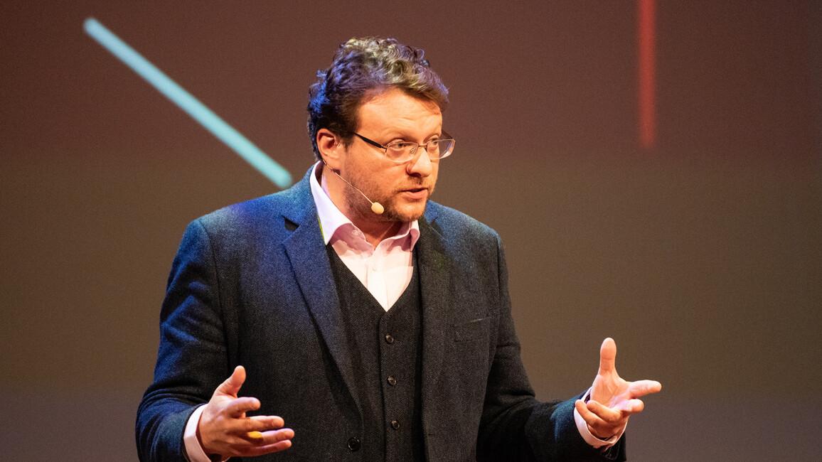 Brainwash Talks - Seizoen 7 Afl. 6 - Peter Pomerantsev: Informatie-overschot