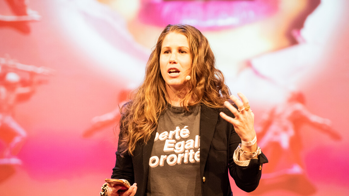Brainwash Talks - Seizoen 7 Afl. 7 - Caroline Criado Perez: De Mannelijke Maat