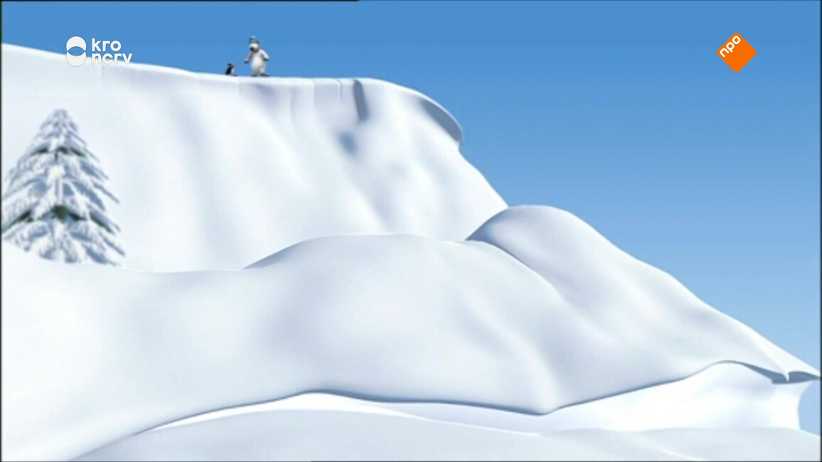 Bernard - Seizoen 3 Afl. 34 - Snowboarden