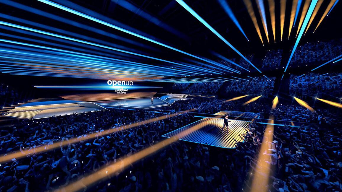 Eurovisie Songfestival - Seizoen 16 Afl. 1 - Eurovisie Songfestival 2020: Loting Halve Finales
