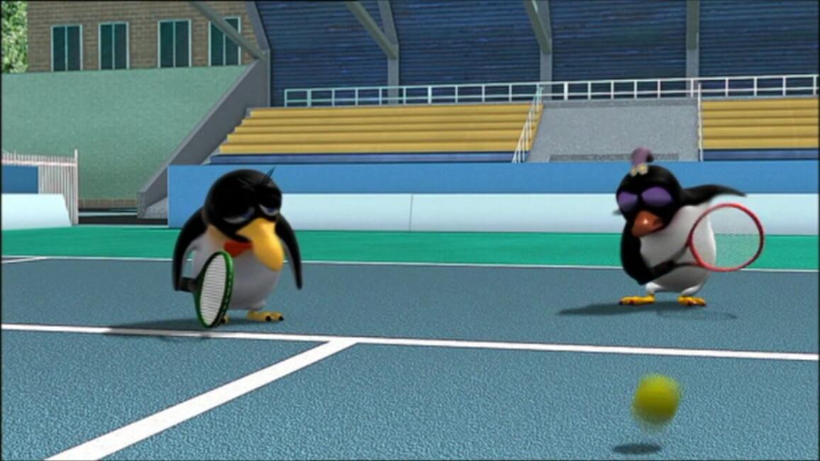 Bernard - Seizoen 3 Afl. 42 - Tennis 3