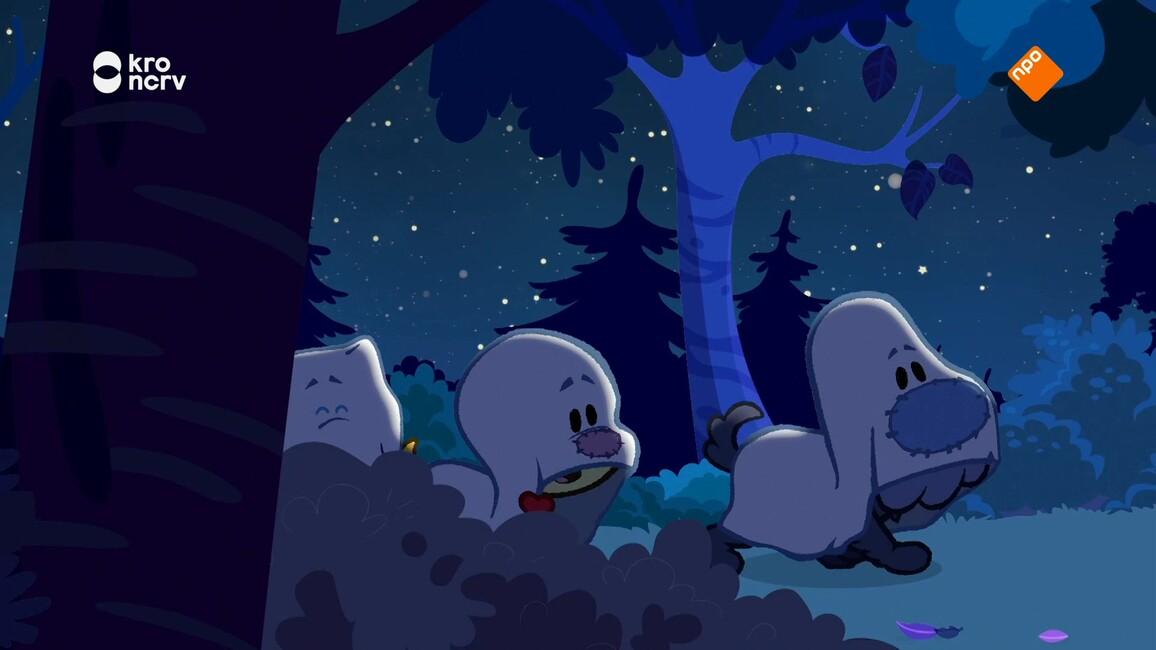 Woezel & Pip - Seizoen 3 Afl. 13 - Spookjes!