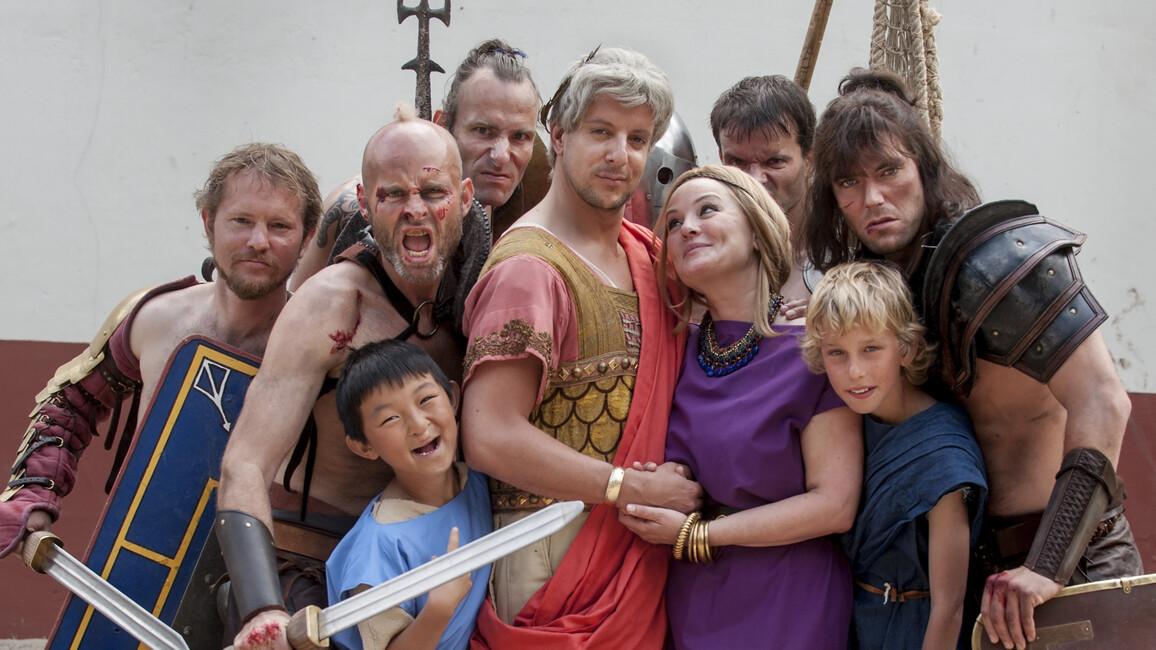 Welkom Bij De Romeinen - Seizoen 1 Afl. 3 - Augustus