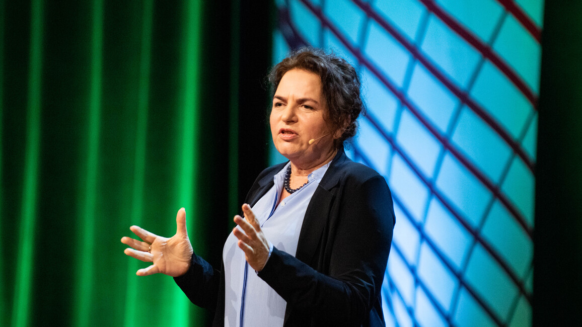 Brainwash Talks - Seizoen 7 Afl. 14 - Marleen Stikker: Het Internet Is Stuk