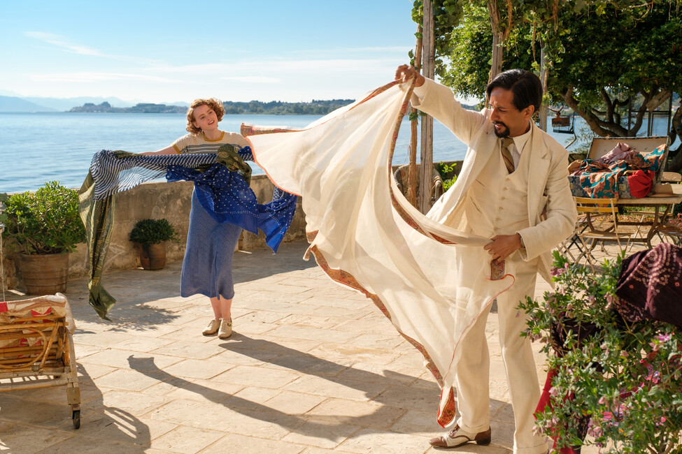 The Durrells in Corfu Seizoen 3 Afl. 4 - The Durrells in Corfu