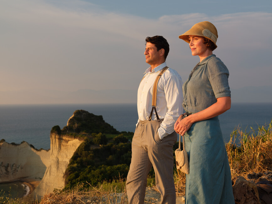 The Durrells in Corfu Seizoen 3 Afl. 8 - The Durrells in Corfu