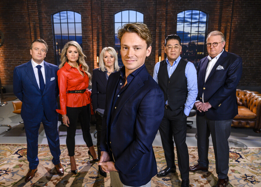 Dragons' Den Seizoen 1 Afl. 7 - Dragons' Den