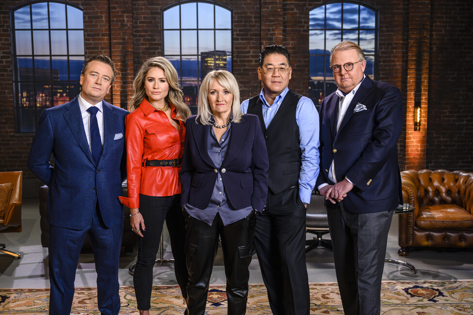 Dragons' Den Seizoen 1 Afl. 6 - Dragons' Den