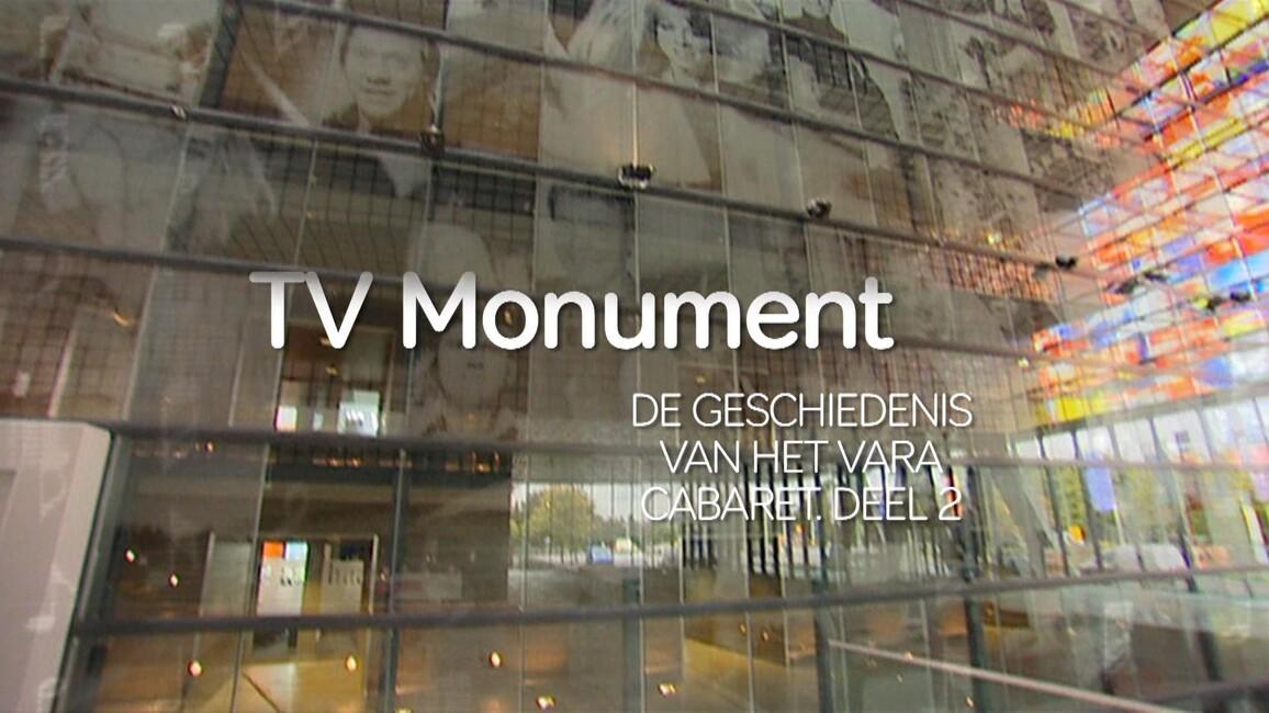 Tv Monument - Seizoen 12 Afl. 14 - De Oergeschiedenis Van Het Vara-cabaret (2/2)