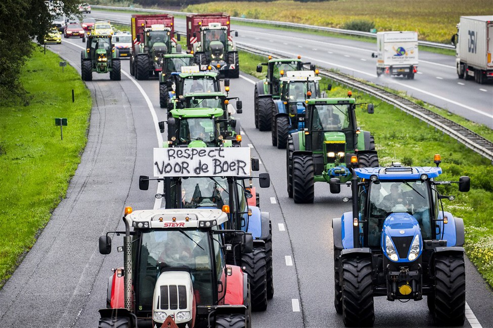 Argos TV - Medialogica 2016 Seizoen 2020 Afl. 2 - Boerenprotest