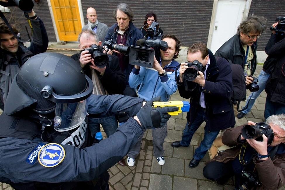 Argos TV - Medialogica 2016 Seizoen 2020 Afl. 4 - Het stroomstootwapen