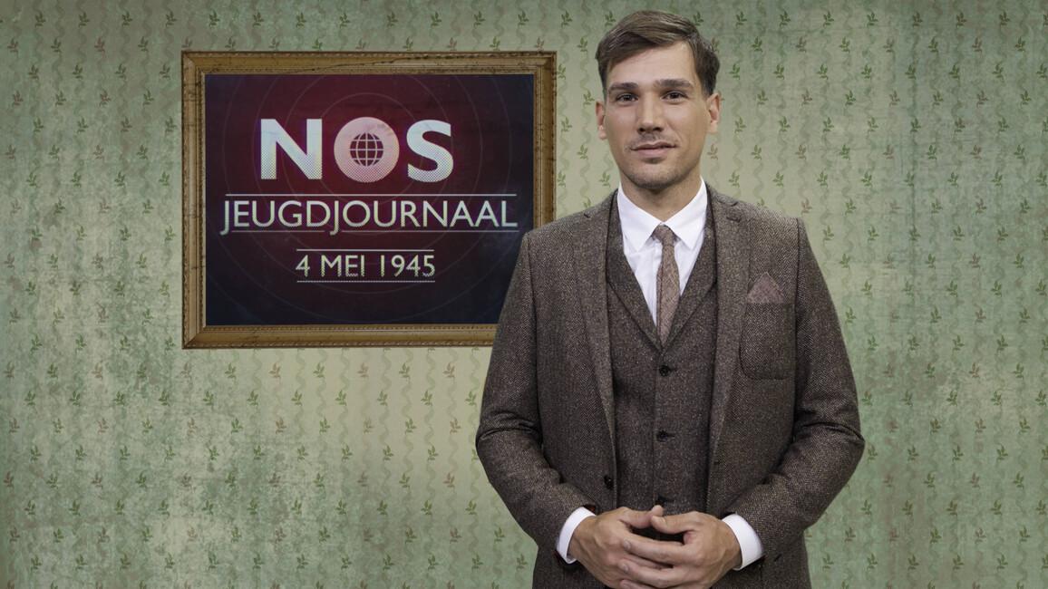 Nos Jeugdjournaal Special: 1940 - 1945 - Seizoen 1 Afl. 367 - Nos Jeugdjournaal Special: 1940 - 1945