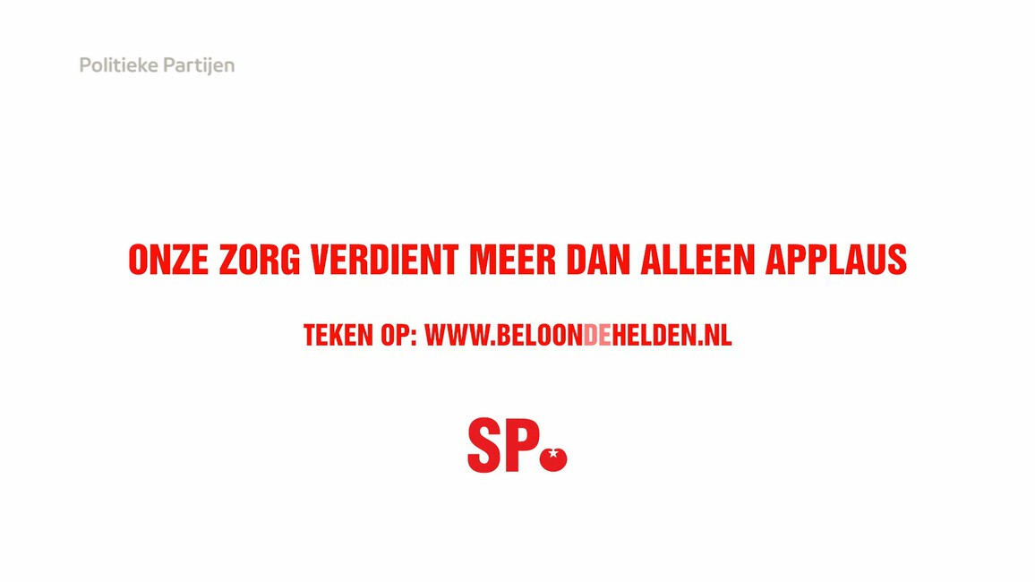 Politieke Partijen - Seizoen 1 Afl. 213 - Politieke Partijen: Sp