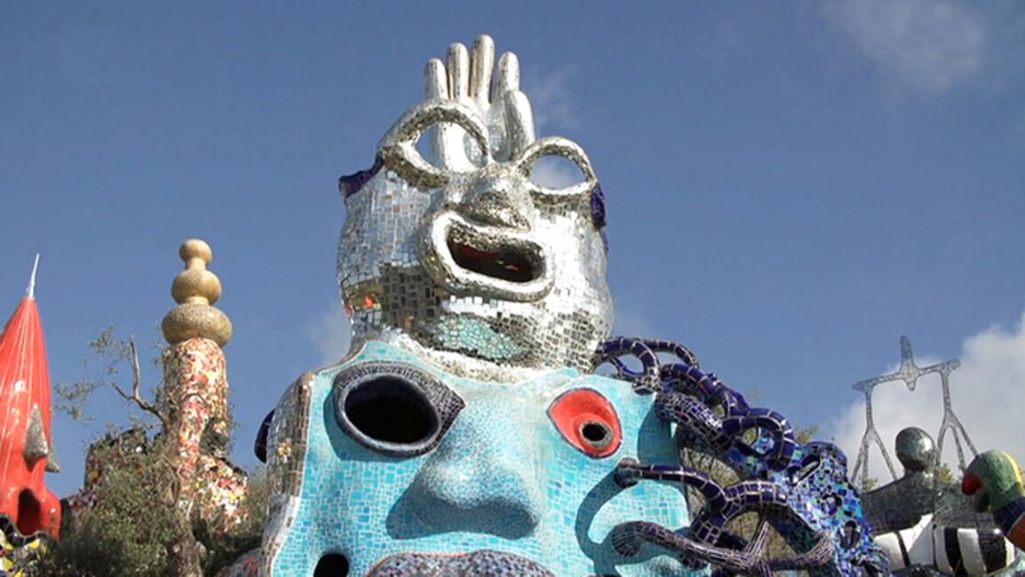 Close Up - Seizoen 172 Afl. 6 - Niki De Saint Phalle - De Droom Van Een Architect