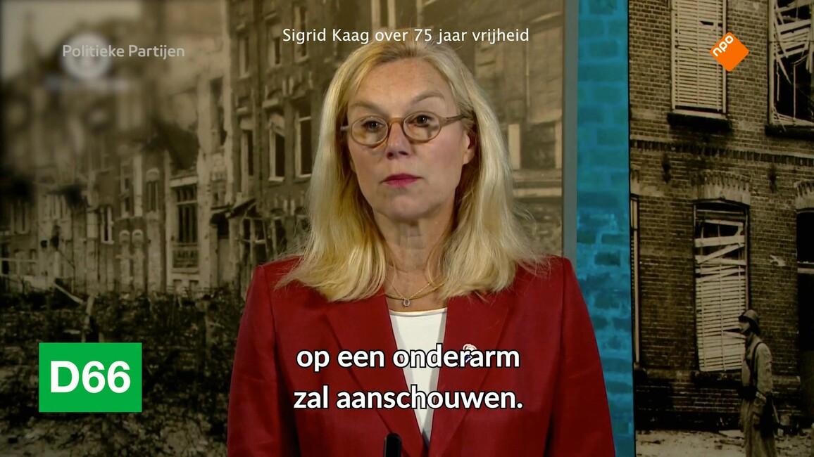 Politieke Partijen Seizoen 1 Afl. 214 - Politieke Partijen: D66