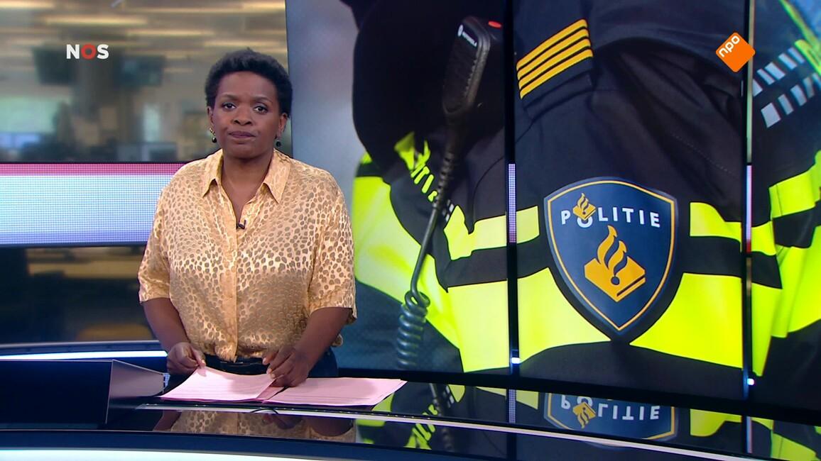 NOS Journaal 13.00 uur (Nederland 2) Seizoen 186 Afl. 32 - NOS Journaal