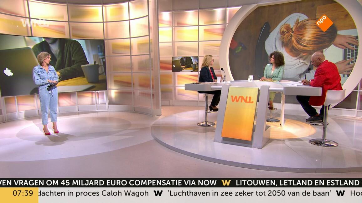 Goedemorgen Nederland Seizoen 2020 Afl. 94 - Goedemorgen Nederland