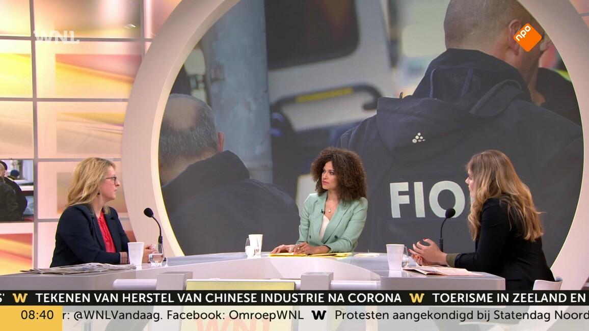 Goedemorgen Nederland Seizoen 2020 Afl. 96 - Goedemorgen Nederland