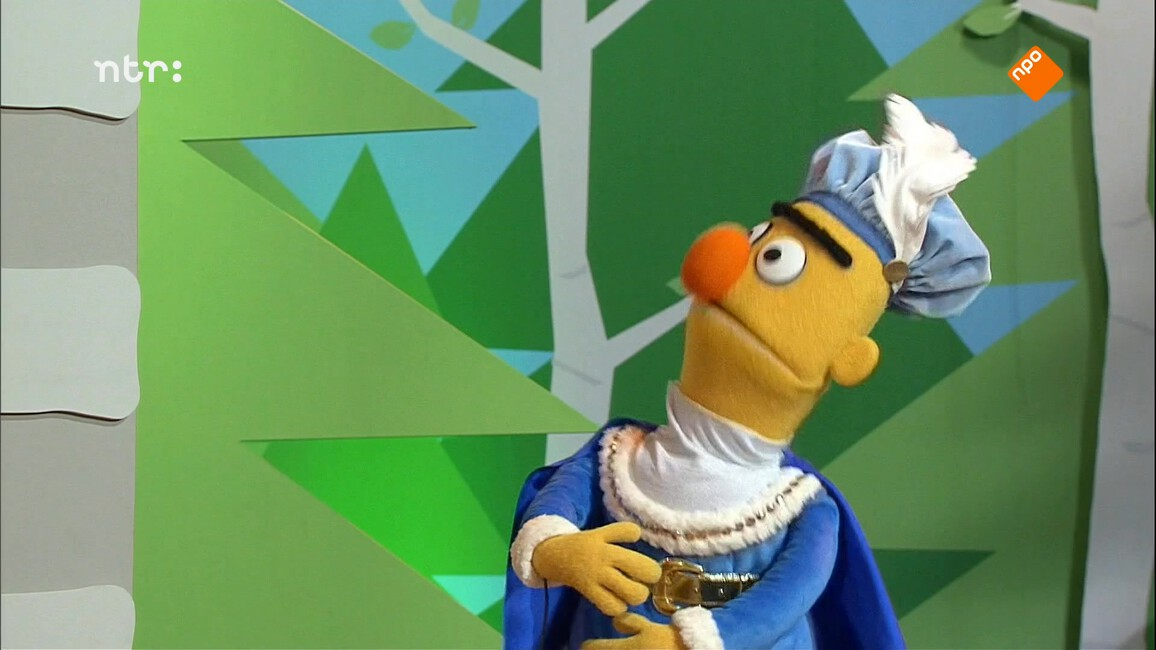 Sesamstraat 10 voor... Seizoen 39 Afl. 161 - Bert & Ernie