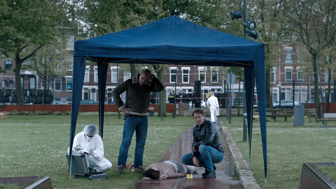 Flikken Rotterdam - Seizoen 10 Afl. 5 - Op De Korrel