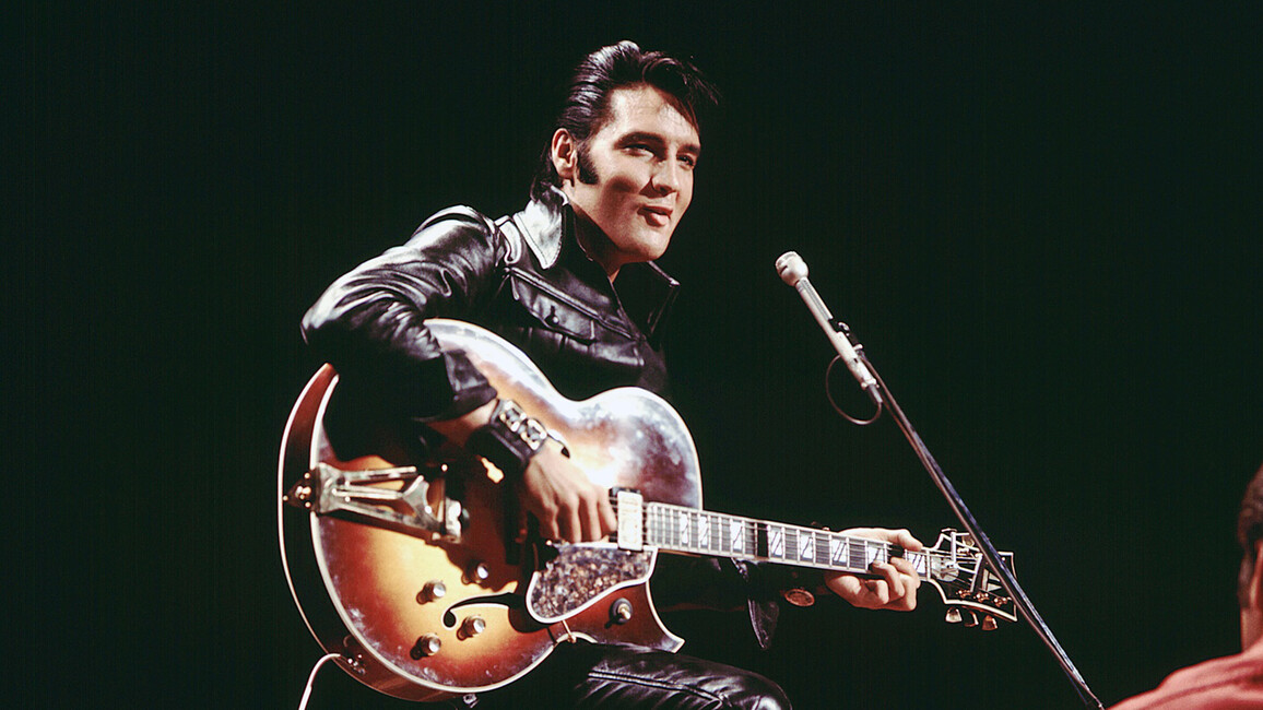 The Elvis All-star Tribute Special - Morgen 23:45 - The Elvis All-star Tribute Special