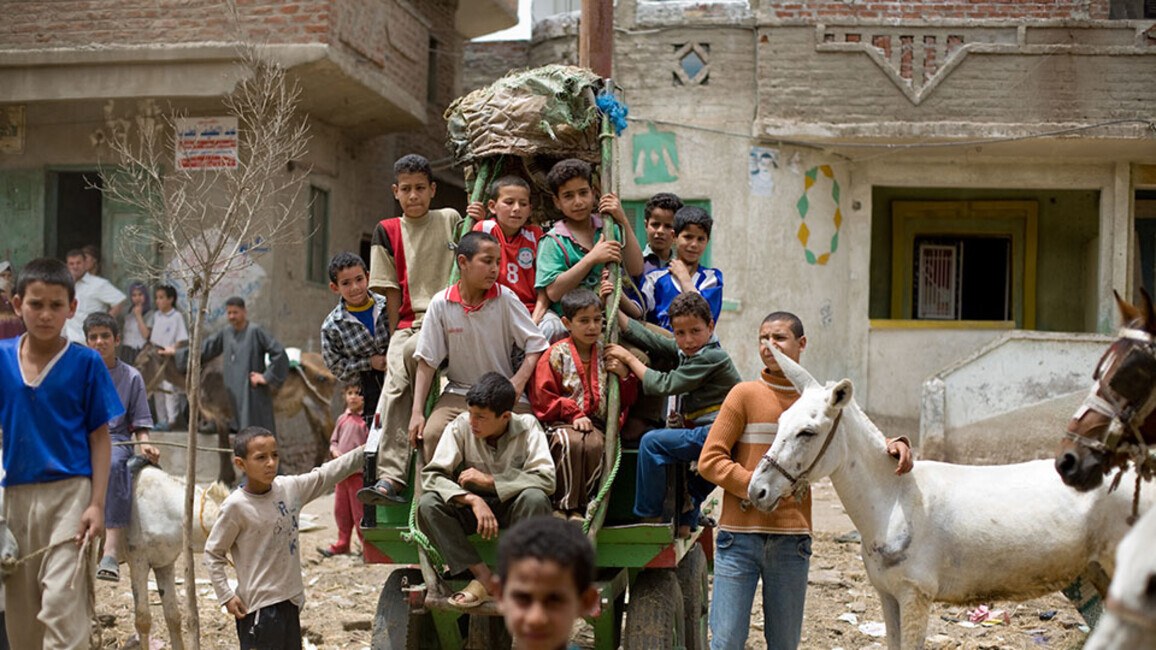 Dierenhelden in Egypte Seizoen 1 Afl. 5 - Dierenhelden in Egypte