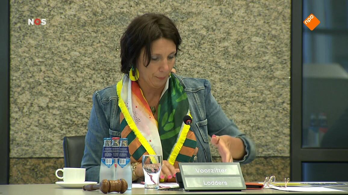 NOS Journaal 13.00 uur (Nederland 2) Seizoen 185 Afl. 50 - NOS Journaal: Briefing RIVM aan de Tweede Kamer