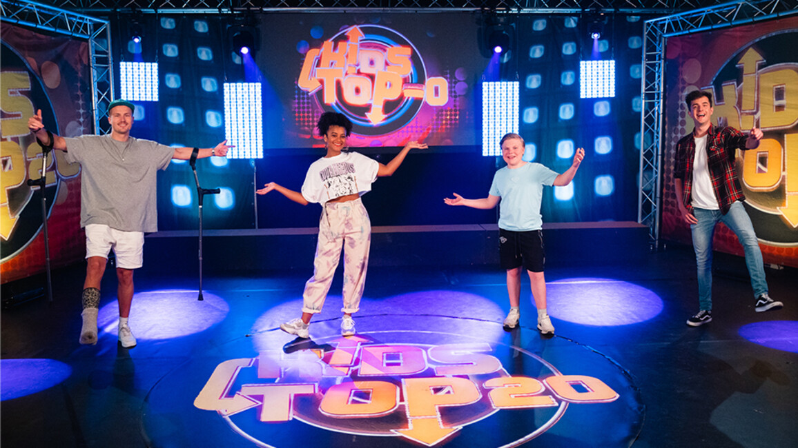 Zapp Kids Top 20 Seizoen 2020 Afl. 22 - Zapp Kids Top 20