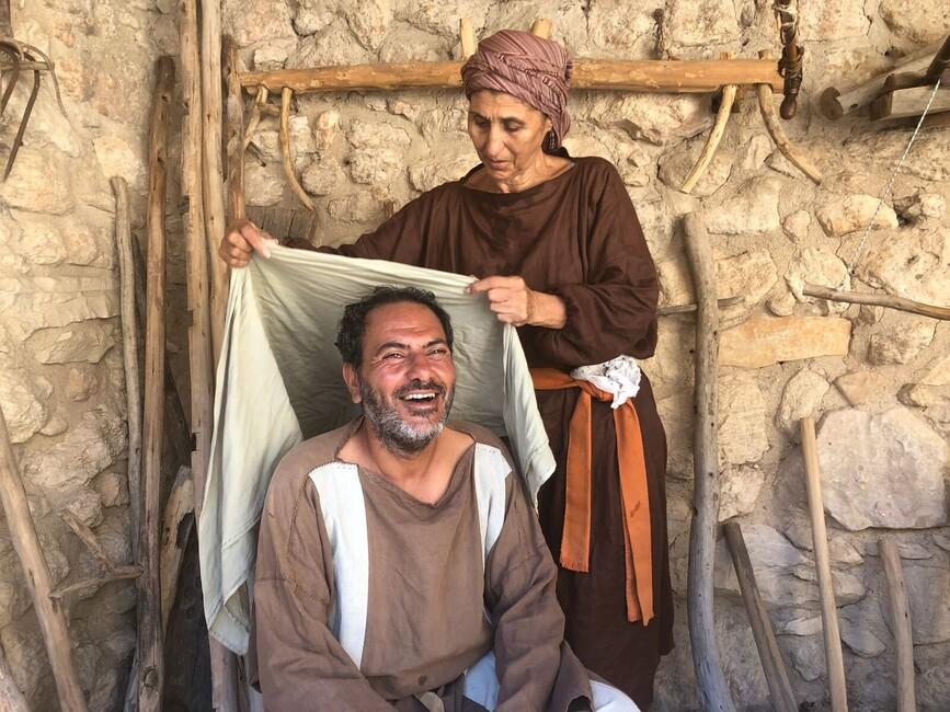 Jezus van Nazareth Seizoen 2 Afl. 1 - Na Jezus' dood