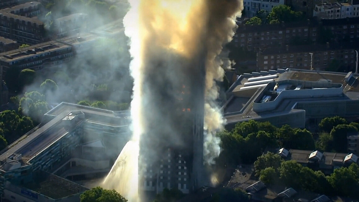 Na de klap Seizoen 1 Afl. 1 - De torenflatbrand in Londen