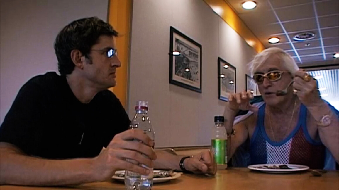 Louis Theroux Seizoen 1 Afl. 20 - Louis Theroux: Savile Revisited