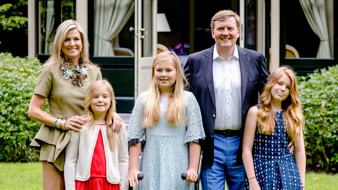 Blauw Bloed Seizoen 2020 Afl. 22 - Koningin Máxima aan de wandel op Texel