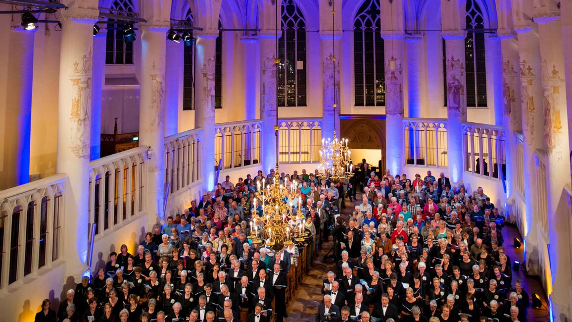 Kerkdienst Seizoen 2020 Afl. 13 - Een harmonische toekomst