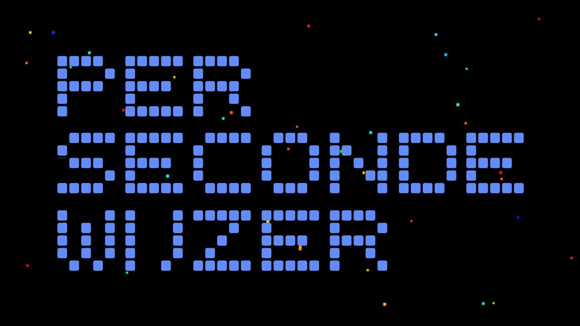 Per Seconde Wijzer Seizoen 58 Afl. 8 - Per Seconde Wijzer