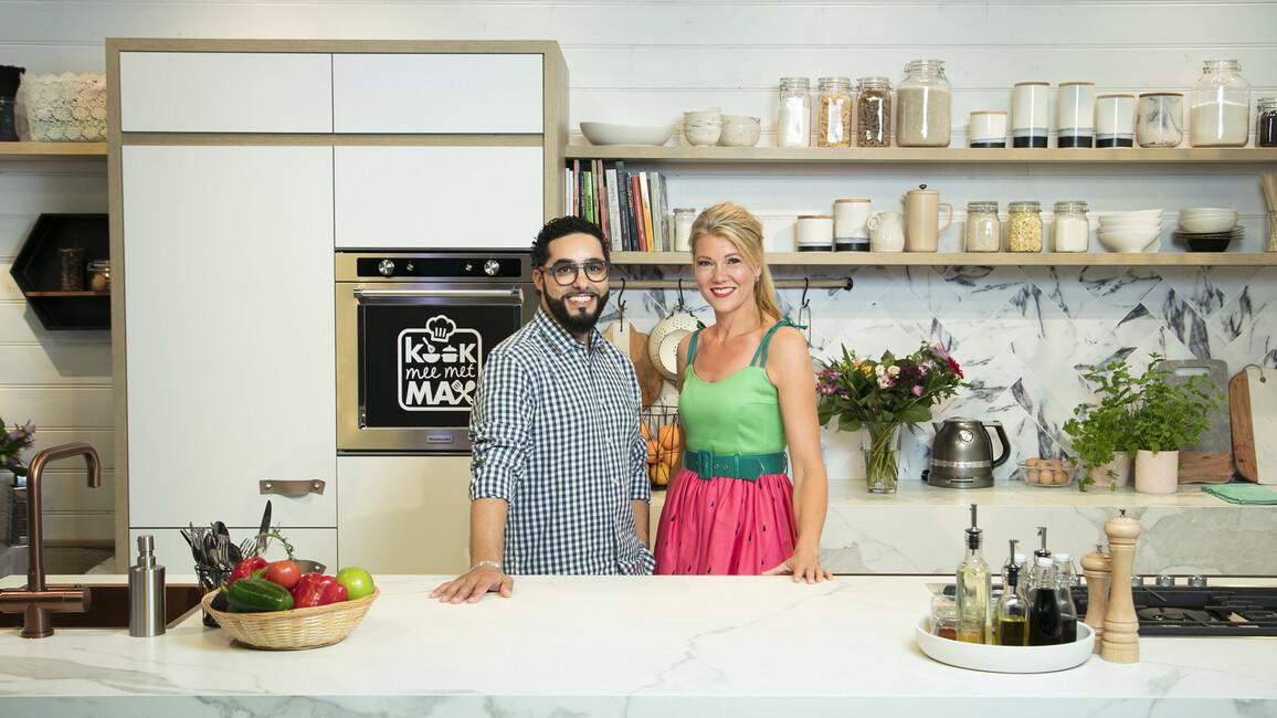 Kook Mee Met Max - Seizoen 2020 Afl. 87 - Noedels Met Teriyaki-kip En Snijbonen